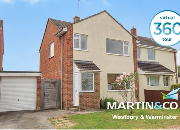 Thumbnail 3 bed semi-detached house to rent in Chichester Park, Westbury