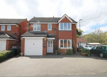 Thumbnail 4 bed property for sale in Robinson Close, Willington, Co Durham
