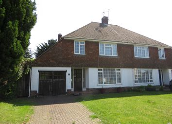 Thumbnail 3 bed semi-detached house for sale in Lancaster Gardens, Earley, Reading