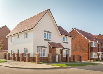 "Thumbnail 4 bedroom detached house for sale in ""Lincoln"" at Henry Lock Way, Littlehampton"