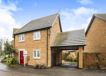 Thumbnail 3 bed detached house for sale in Corah Close, Scraptoft, Leicester