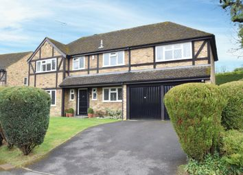 Thumbnail 5 bed detached house for sale in Hilfield, Yateley