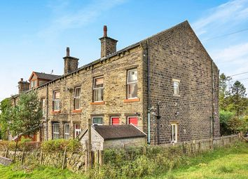Thumbnail 3 bed terraced house for sale in Chiserley Fieldside, Wadsworth, Hebden Bridge