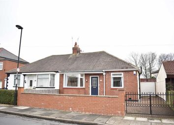 Thumbnail 3 bedroom semi-detached bungalow for sale in 79, Broomfield Avenue, Walkergate, Newcastle