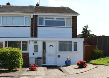 Thumbnail 2 bed end terrace house for sale in Ferndown Avenue, Orpington