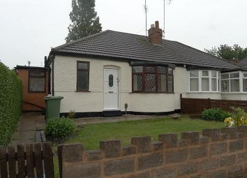 Thumbnail 2 bed bungalow to rent in Rainbow Street, Coseley, Bilston