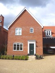 Thumbnail 3 bedroom detached house to rent in Liberator Close, Dereham