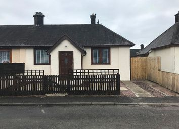 Thumbnail 2 bed bungalow to rent in Murray Road, Invergordon, Highland