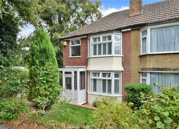 Thumbnail 3 bedroom semi-detached house for sale in Hempshaw Avenue, Banstead, Surrey