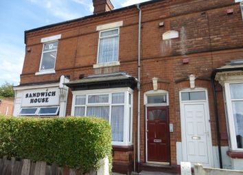 Thumbnail 1 bed flat to rent in Slade Road, Erdington, Birmingham