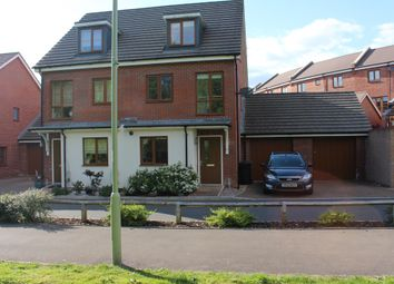 Thumbnail 3 bedroom semi-detached house for sale in Sheepwash Court, Basingstoke