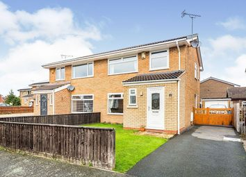 Thumbnail 3 bed semi-detached house for sale in Forest Drive, Broughton, Chester