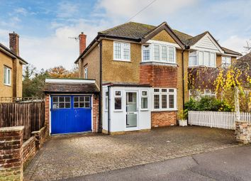 Thumbnail 3 bed semi-detached house for sale in Wimborne Avenue, Redhill