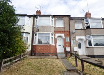 Thumbnail 3 bed terraced house to rent in Roland Avenue, Holbrooks, Coventry