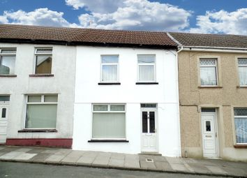 Thumbnail 3 bed terraced house for sale in Caerhendy Street, Penydarren, Merthyr Tydfil