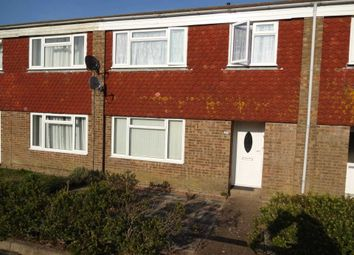 Thumbnail 3 bed terraced house to rent in Sorrel Drive, Eastbourne