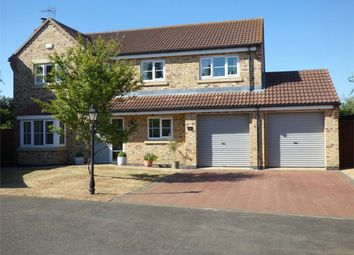 Thumbnail 5 bed detached house for sale in 5 Halesowen Place, Eye, Peterborough, Cambridgeshire