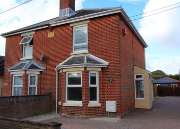 Thumbnail 2 bed semi-detached house for sale in The Grove, Southampton