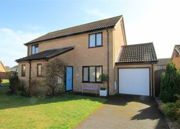 Thumbnail 2 bed semi-detached house for sale in Clover Close, Highcliffe, Christchurch, Dorset