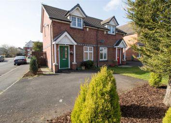Thumbnail 2 bedroom semi-detached house for sale in Dixon Green Drive, Farnworth, Bolton