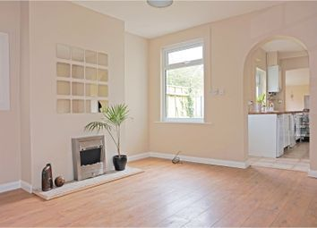 Thumbnail 2 bed end terrace house for sale in Occupation Road, Swadlincote