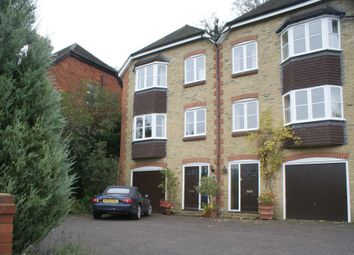 Thumbnail 3 bed town house to rent in Grove Road, Godalming