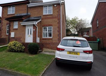 Thumbnail 2 bed semi-detached house to rent in Coed Y Felin, Barry, Vale Of Glamorgan