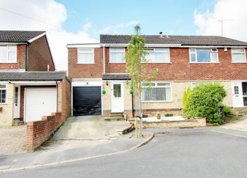 Thumbnail 4 bed semi-detached house for sale in Durlstone Grove, Sheffield