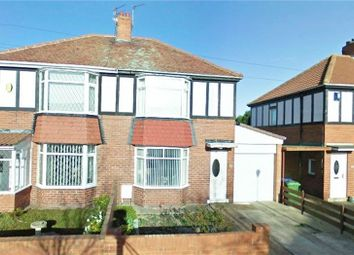 Thumbnail 2 bed semi-detached house for sale in Durban Street, Blyth, Northumberland