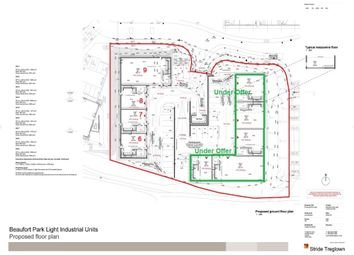 Thumbnail Industrial to let in Beaufort Park Way, Chepstow