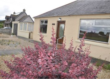 Thumbnail 2 bed semi-detached bungalow for sale in Stafford Terrace, Brora