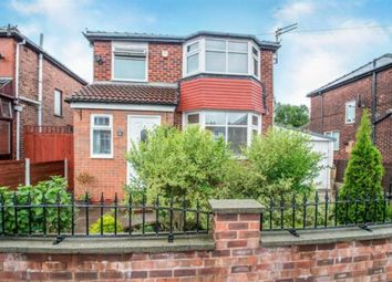 Thumbnail 3 bed detached house for sale in Dorchester Road, Swinton, Manchester, Greater Manchester