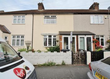 Thumbnail 3 bedroom terraced house for sale in Eglinton Road, Swanscombe