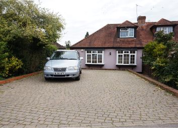 Thumbnail 4 bed detached bungalow for sale in Cannon Lane, Maidenhead