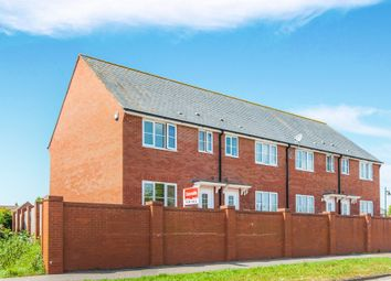 Thumbnail 3 bed end terrace house for sale in Hillyfields, Taunton
