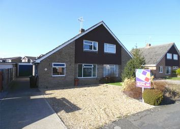 Thumbnail 2 bed property to rent in Welland Way, Deeping St James, Peterborough, Lincolnshire