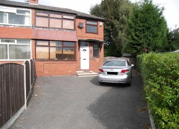 Thumbnail 3 bedroom semi-detached house for sale in Malvern Close, Prestwich, Manchester