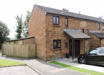 Thumbnail 2 bed end terrace house for sale in Cae Celyn, Carmarthen