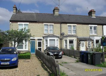 Thumbnail 3 bedroom terraced house to rent in Milton Road, Cambridge