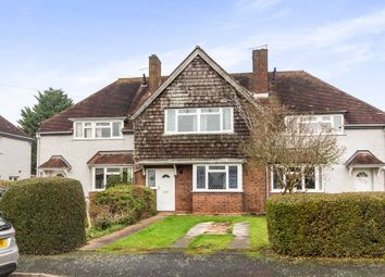 Thumbnail 4 bed terraced house for sale in Newbold Place, Wellesbourne, Warwick