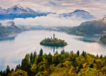 Thumbnail 4 bed apartment for sale in Sp458, Bled, Slovenia