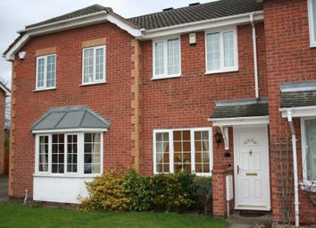 Thumbnail 2 bed terraced house to rent in Bridge Court, Hucknall, Hucknall, Nottingham