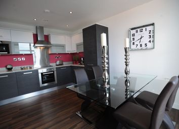 Thumbnail 3 bed flat to rent in Plaza Quarter, Barnsley, South Yorkshire