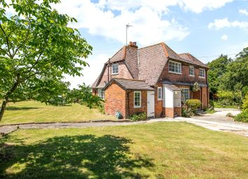 Thumbnail 3 bedroom detached house for sale in Reading Road, Harwell, Didcot