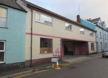 Thumbnail Terraced house for sale in Mill Street, Aberystwyth, Ceredigion
