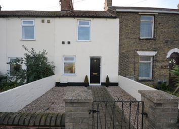 Thumbnail 3 bed terraced house for sale in Horn Hill, Lowestoft