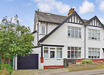 Thumbnail 4 bed semi-detached house for sale in Fairview Road, Sutton, Surrey