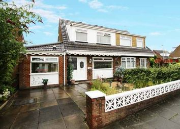 Thumbnail 4 bed semi-detached house for sale in Laffak Road, St Helens, Merseyside