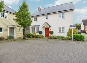 Thumbnail 4 bed detached house for sale in Farmer Close, Little Canfield, Dunmow