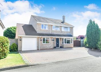 Thumbnail 5 bed detached house for sale in Wickham Close, Wickhamford, Evesham, Worcestershire